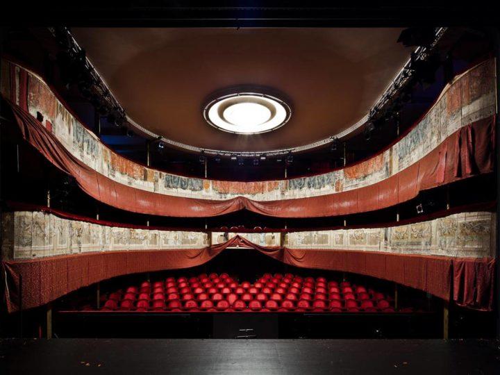 Stadttheater Solothurn – Umbau des ältesten Theaters der Schweiz